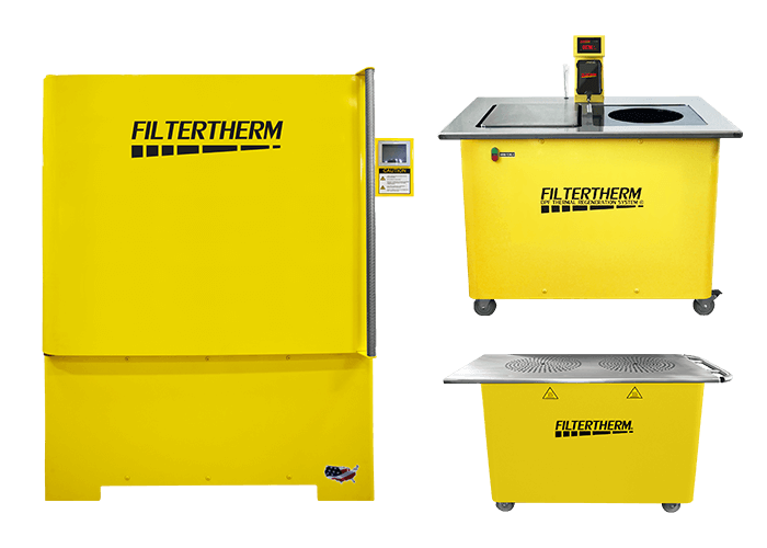 DPF Cleaning Packages for Diesel Shops - Filtertherm